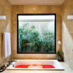 Bathroom for Honeymooners