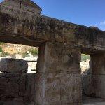 Ophel Archaeological Garden - ruins