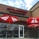 Kool Korner Sandwiches
