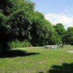 산책하기 좋은 공원