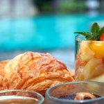 Blue Restaurant breakfast