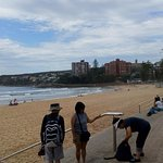 Lovely Manly beach