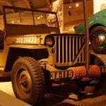 WW2 Ford jeep