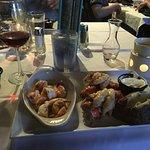 Lobster Shrimp Feast