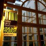 Foto de Hotel Design Sorbonne