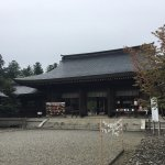 Photo of Yoshimizu Shrine