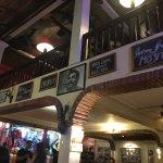Inside of the Havana Club