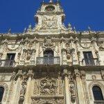 main facade - 4