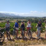Helderberg cycling