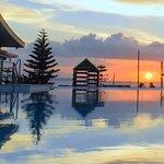 Beautiful Sunset at M Grand Royale Resort