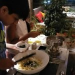 Revival team is set to help the youngster make and serve the salad to their mother's liking