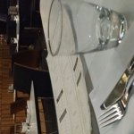 Dining in the Novotel Square Restaurant