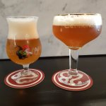 Cambrinus and La Chouffe