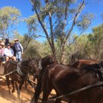 Kinnon and Co Stage Coach Ride a must. We