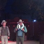 Outback show with Aussie Dinner after Sunset Cruise