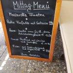 Mittags-Angebot