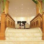 Reception & Hall area