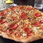 pizza peperonni picante