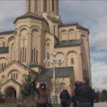 Photo de Tsminda Sameba Cathedral