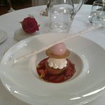 Cristalline fraise,gaspa fruits rouges,fraîcheur tomme blanche.