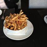 Truffled fries