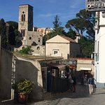 Pretty street scene in Ravello