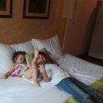 Amplias camas y una matrimonial que sale debajo si así lo requieres