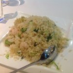 Aquarium Seafood Fried Rice