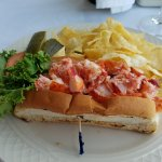 The Lobster Roll at The Reading Room
