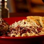 Ralphie's Spaghetti and Meatballs