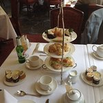 High Tea setting