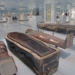 sarcophages égyptiens