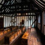 Shakespeare's Schoolroom - where Shakespeare went to School