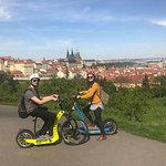 Prague On Segway, on E-Scooter, on Quad Foto
