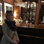 Bar inside hotel