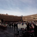 Salamanca's Plaza Mayor Foto