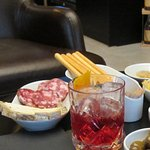 Bootleg 13 - negronis and snacks