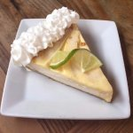 WORLD famous key lime pie
