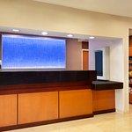 Front Desk at our Mesquite Fairfield Inn & Suites