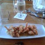 Appetizer. Coconut Shrimp. Mmmmmmmm!!!