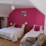 Family /Twin Room. Varying from €35/ €40 pp