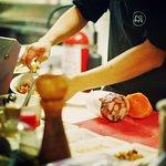 Los mejore chefs de Cancún estan aquí en Casa Rolandi