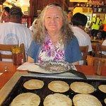 Lots of pancakes