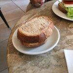 Bread & Ham/Cheese Sandwhich