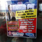 KM entertainment poster with Micky Pearce from Fools n Horses