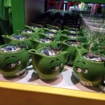 teapots with strainers in every color and they are ADORABLE