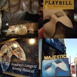 playbill and marquee
