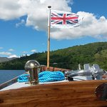 Cruising Windermere