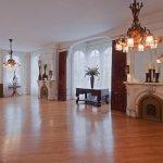 Formal first floor ballroom