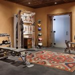 Five Graces Fitness Center - Weight Room